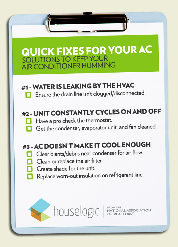 How To Fix Your Ac Last Through The Summer Montgomery