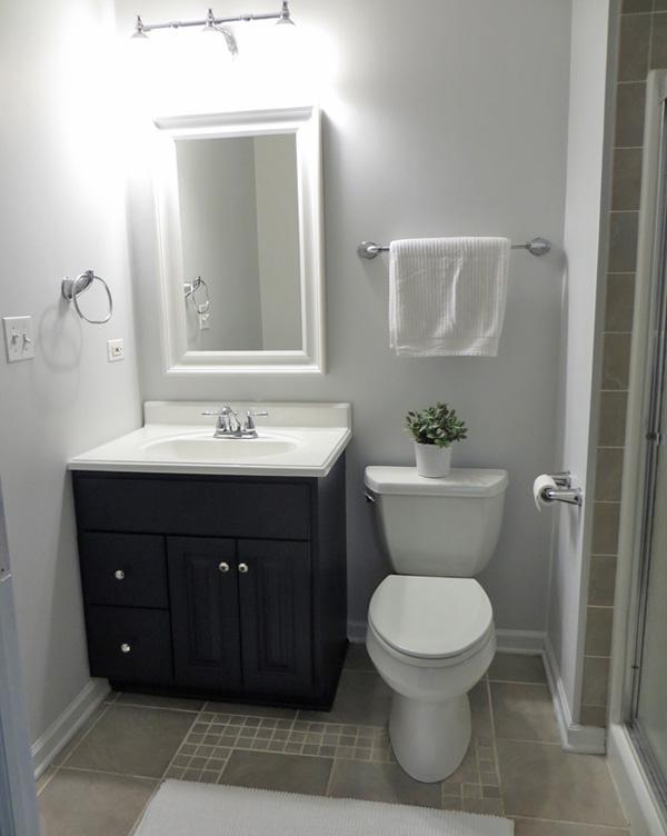 bathroom makeover bathroom makeovers on a budget houselogic. Black Bedroom Furniture Sets. Home Design Ideas