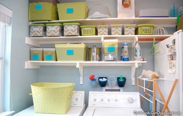 For more inspiration check out our other laundry room projects a drying rack to die for and perfect for organizing laundry a dresser made of laundry