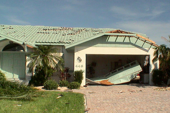 Hurricane Proof Your Garage Door Hurricane Resistant