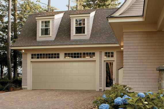 Elegant The Garage Door Is The Largest Working Part Of A House And Often Its Most  Prominent Feature. So When Youu0027re Buying, You Want To Choose Carefully.