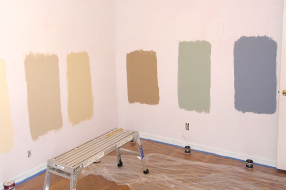 How to pick paint color how to choose paint colors for - How to pick paint colors ...