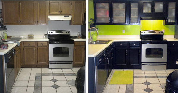 Astonishing Affordable Ways To Reface Your Cabinets Har Com Beutiful Home Inspiration Cosmmahrainfo