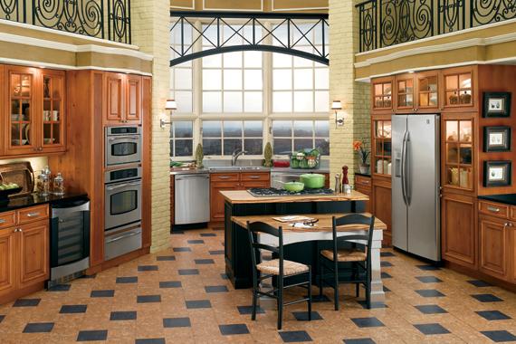 Best Kitchen Flooring Materials