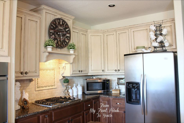Painted kitchen cabinets painted kitchen cabinet ideas - Painted kitchen cabinets images ...