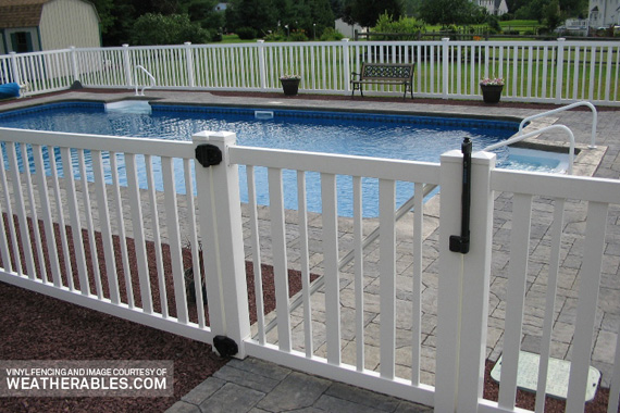 Pool Fence Safety Child Pool Fence Houselogic Pool