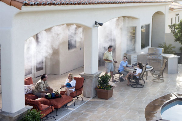 Patio Mister Systems To Fit Any Budget