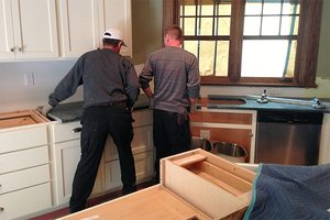 Temporary Countertops When Remodeling A Kitchen