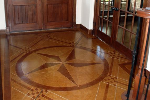 Painted Concrete Floors Concrete Floor Ideas Concrete