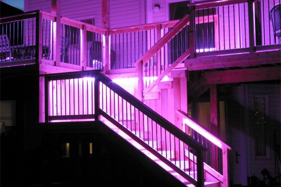 Patio Amp Deck Lighting Ideas