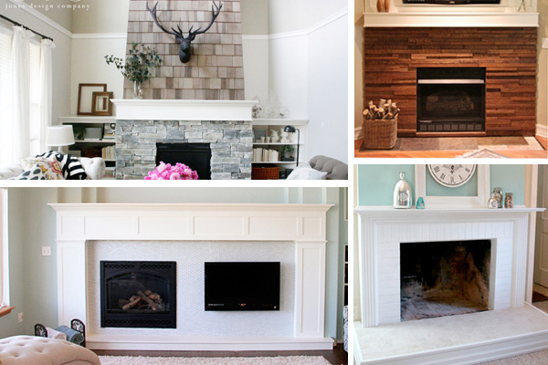 Cost To Redo A Fireplace