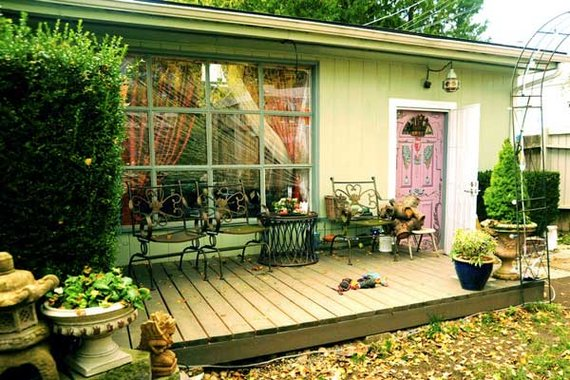 Small Front Yard Patio Ideas