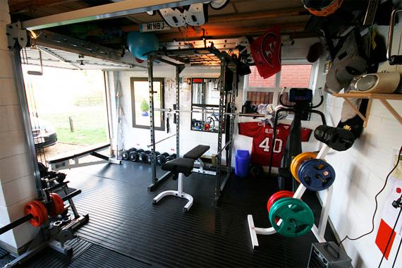 Home Gym Design: HouseLogic Remodel Ideas