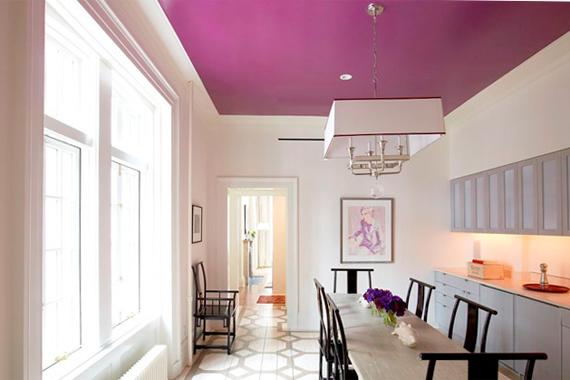 Pop Ceiling Colour Combination