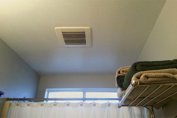 How To Install A Bathroom Exhaust Fan Bathroom Exhaust