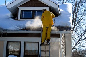 How To Fix And Prevent Ice Dams Apartment Therapy