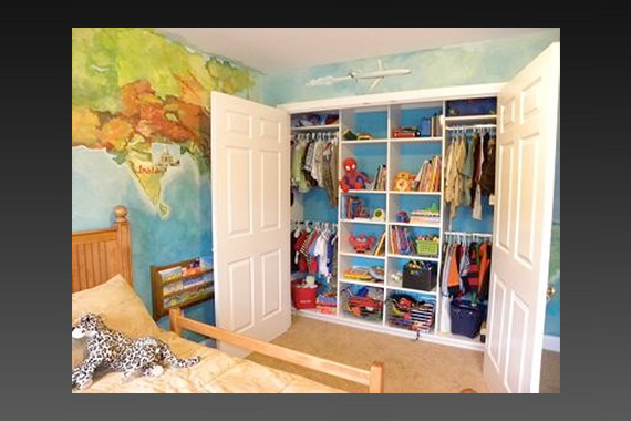 8 Kids Storage And Organization Ideas: Kids Rooms Storage Ideas