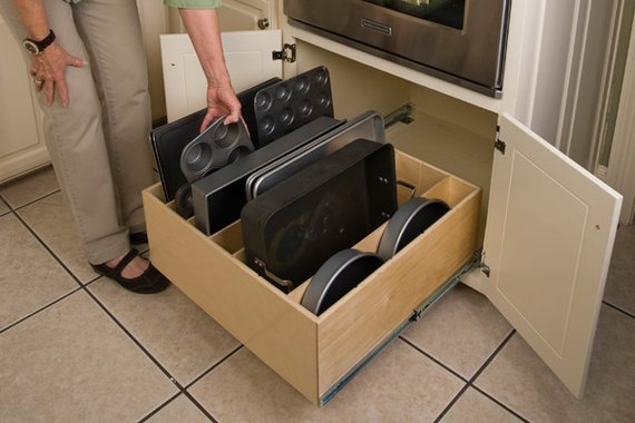 Live & Play Twin Cities: Maximizing Kitchen Space With Drawers