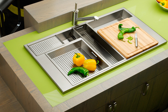 Live & Play Twin Cities: Cook Kitchen Sinks