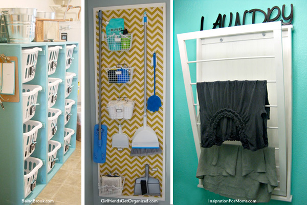 15 inspiring laundry room ideas | ultimate home ideas Laundry Area Ideas