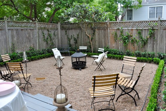 Lawn replacement landscaping without grass houselogic - Backyard ideas without grass ...