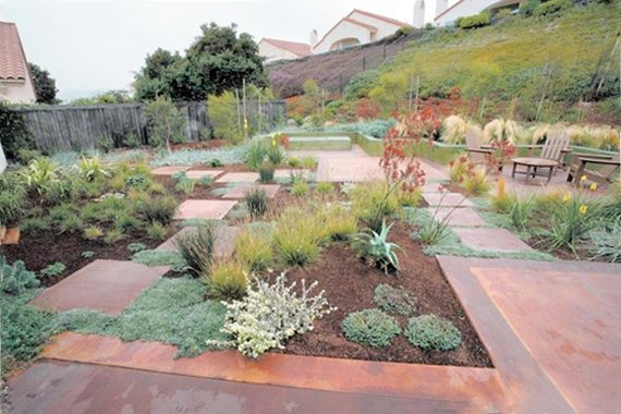 Lawn Replacement Landscaping Without Grass Houselogic