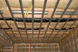 Soundproofing Ceilings Soundproofing Materials For Ceilings