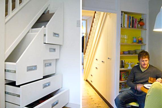 Under Stairs Storage Solutions Stair Storage Houselogic