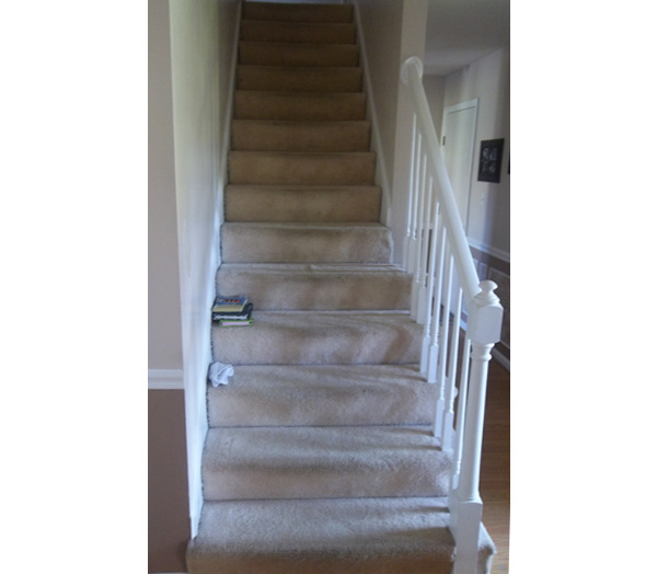 Staircase Remodel: Remodeling