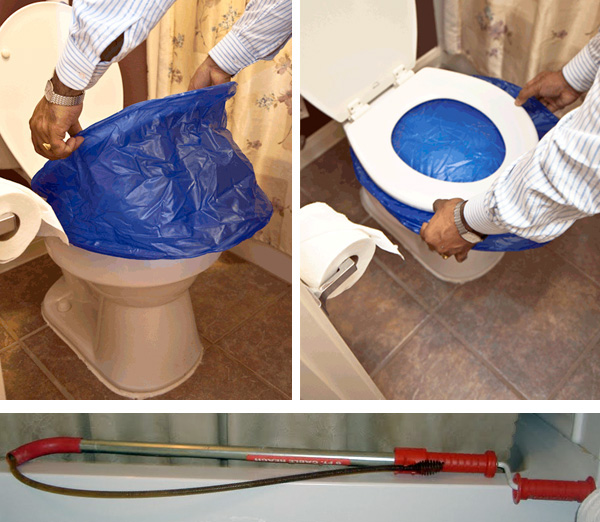 How to Use a Plunger to Unclog a Toilet or Sink Hunker