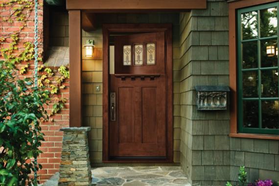 Exterior Door Installation Options